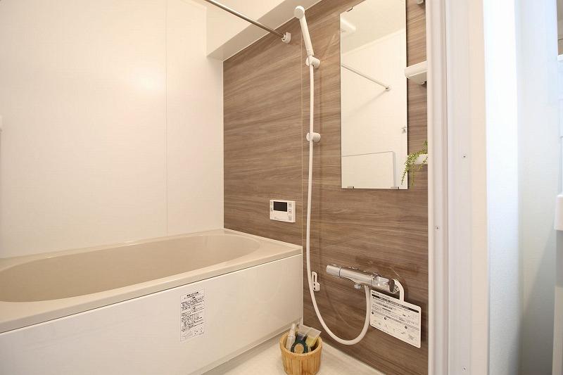 豊明市マンションリノベーション 浴室