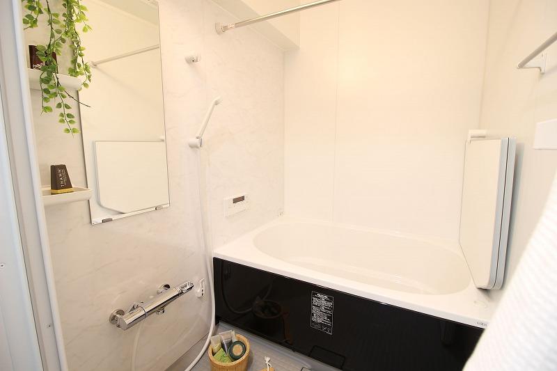 熱田区マンションリノベ 浴室