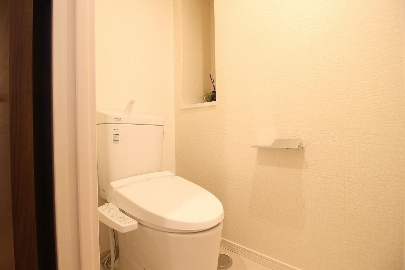 名古屋市緑区 マンションリノベ トイレ