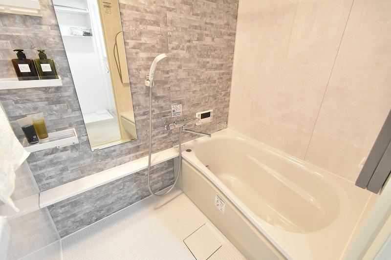 名古屋市名東区マンションリノベーション 浴室