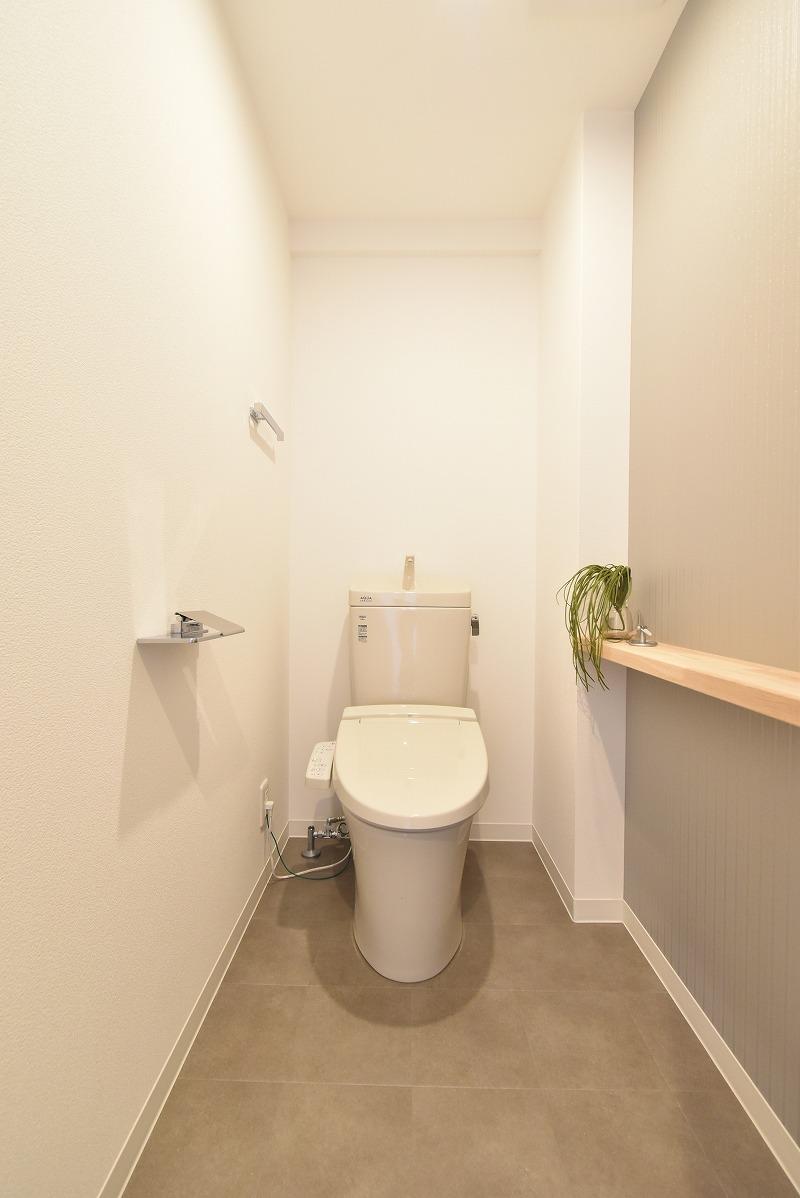 みよし市マンションリノベーション トイレ