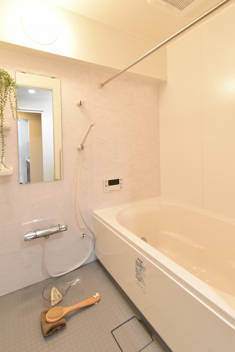 東浦町 マンションリノベ 浴室