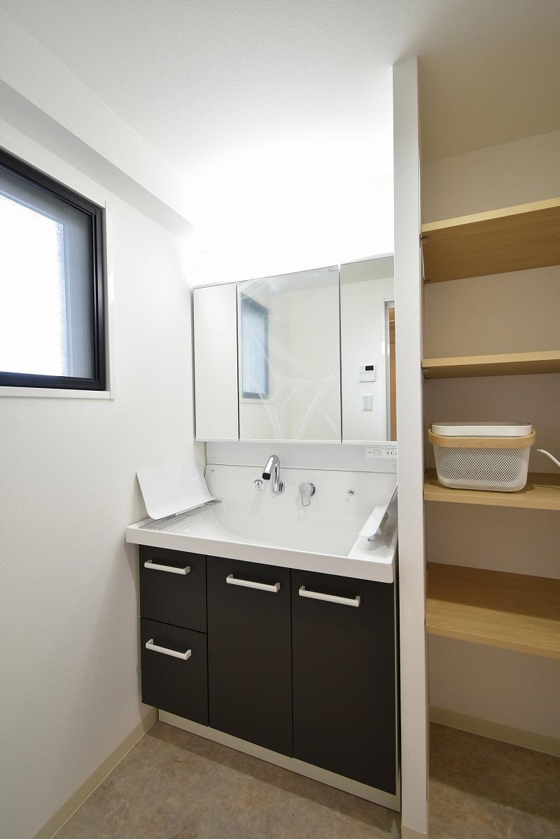 豊明市 マンションリノベ 洗面脱衣室