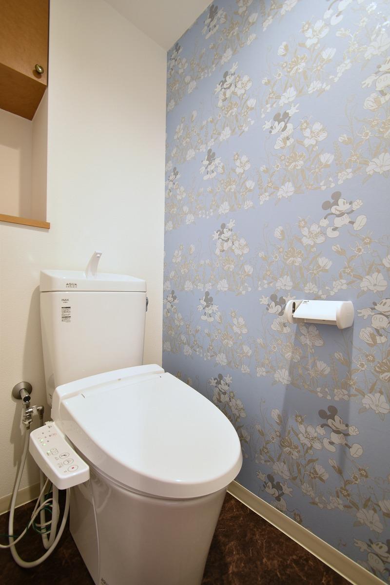 豊明市 マンションリノベ トイレ