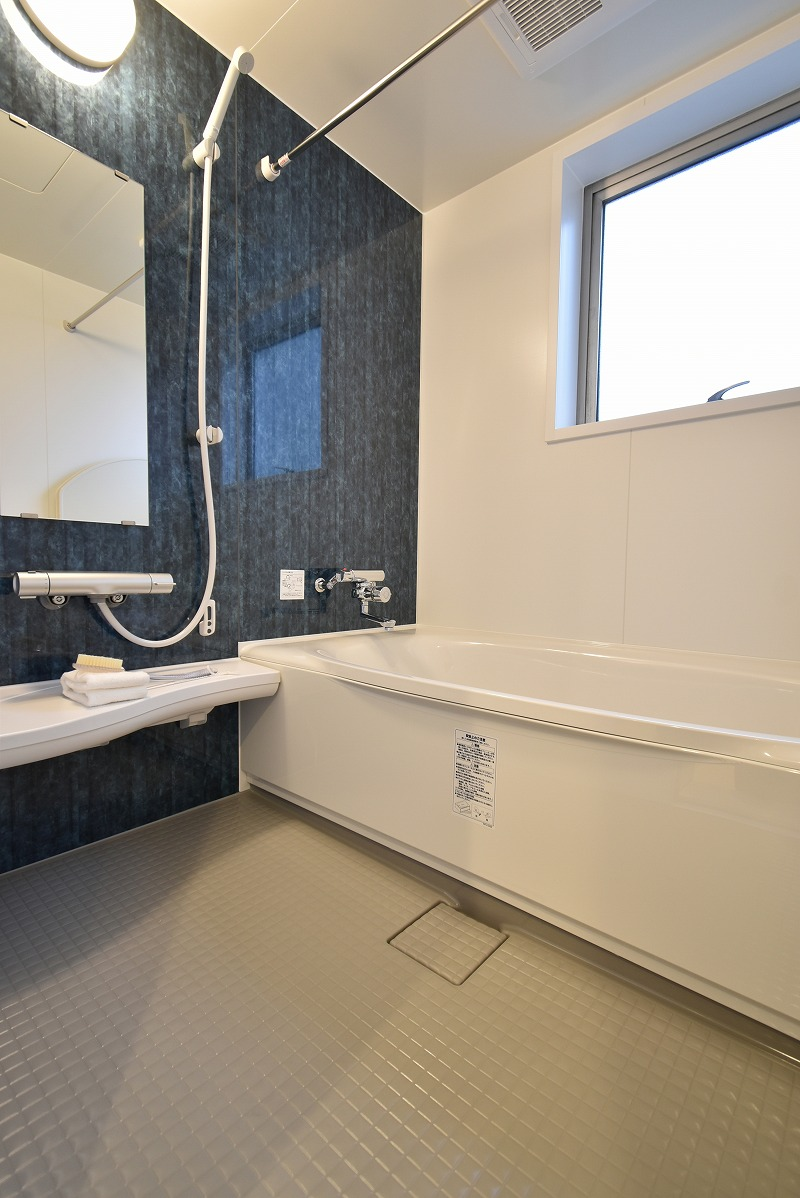 千種区 マンションリノベ 浴室
