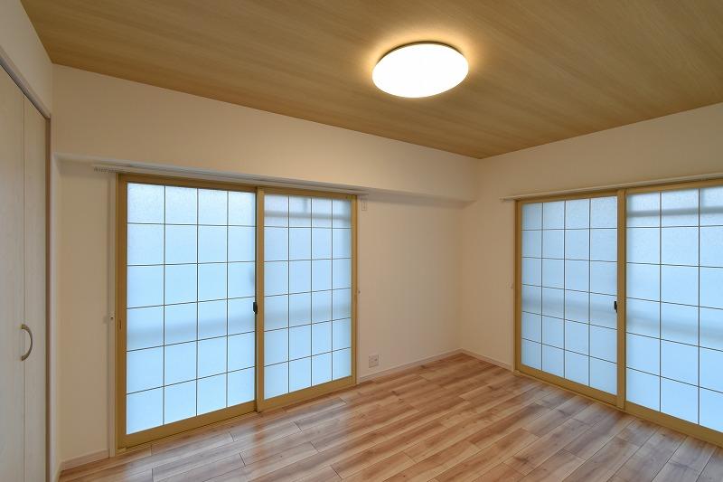 名古屋市緑区 マンションリノベ 洋室