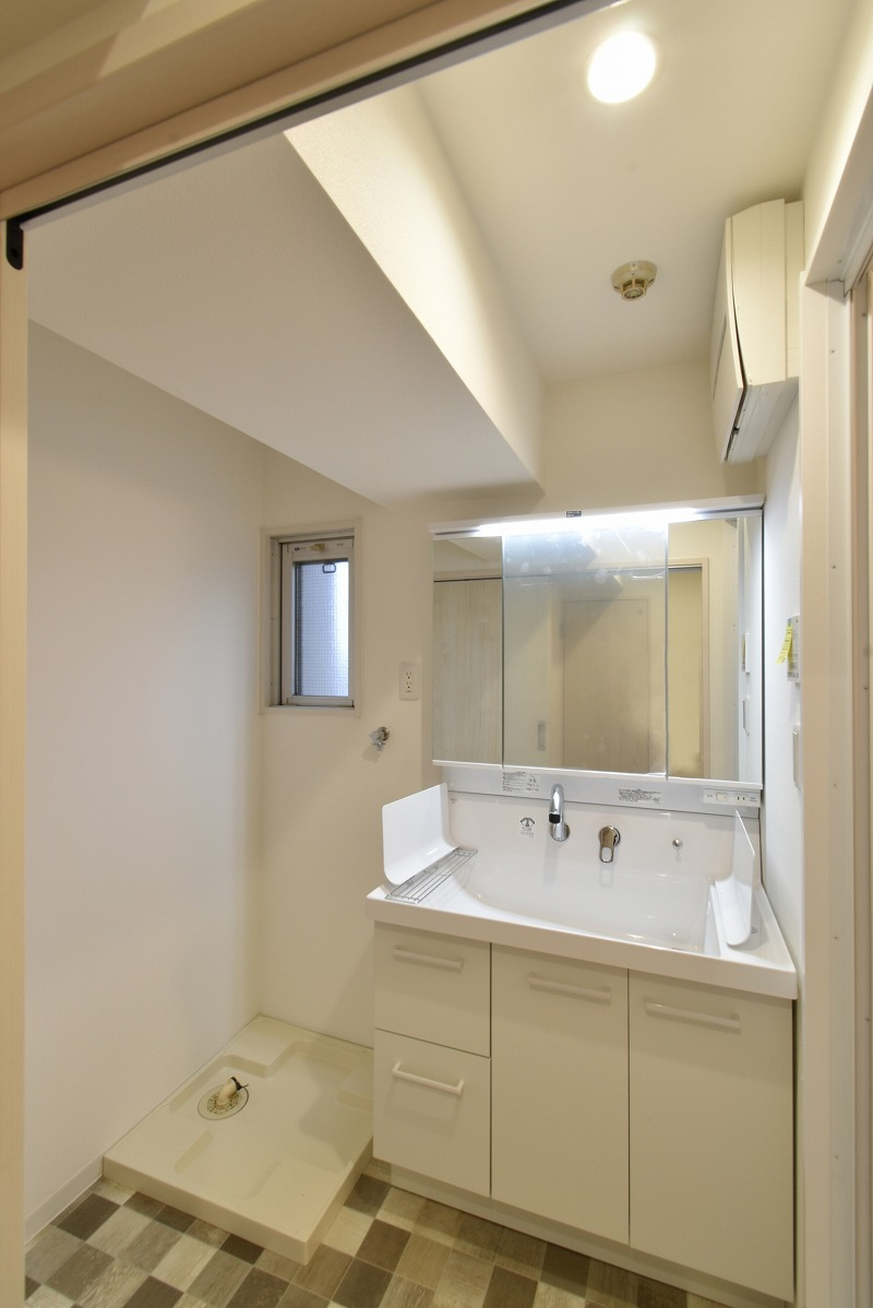 名古屋市緑区 マンションリノベ 洗面脱衣室