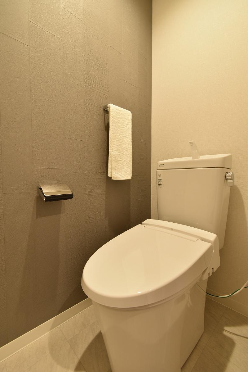 名古屋市熱田区 マンションリノベ トイレ