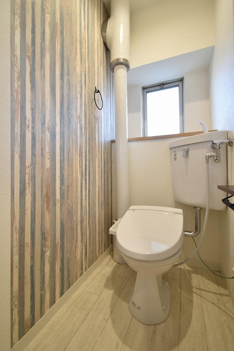 名古屋市名東区 マンションリノベ トイレ