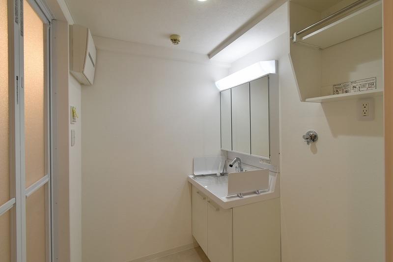 名古屋 マンションリノベーション 洗面脱衣室