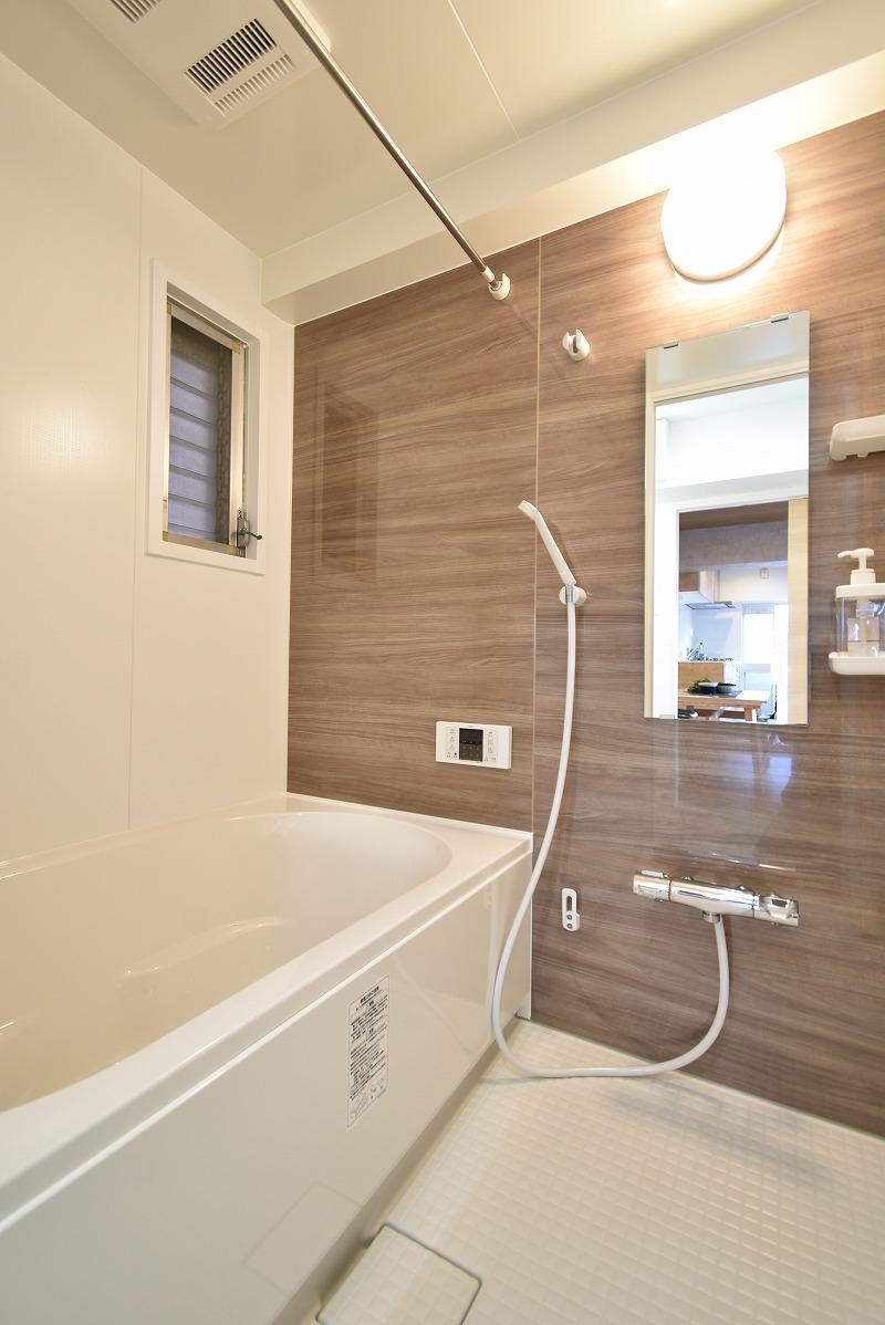 名古屋 マンションリノベ 施工事例 浴室