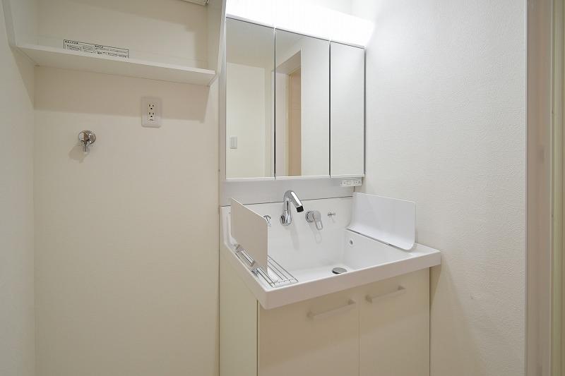 名古屋 マンションリノベ 洗面脱衣室
