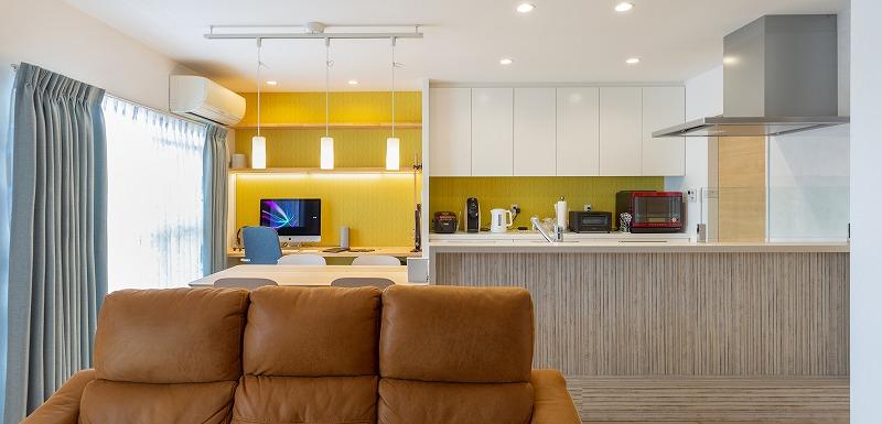愛知県名古屋市T様邸 マンションリノベーション『築35年のマンションを、動線も優れた明るいナチュラル空間に』