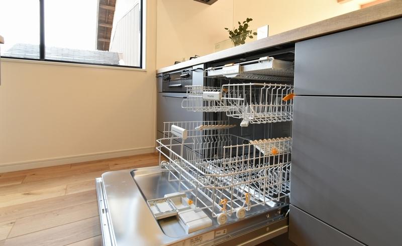 海外製大型食器洗い機