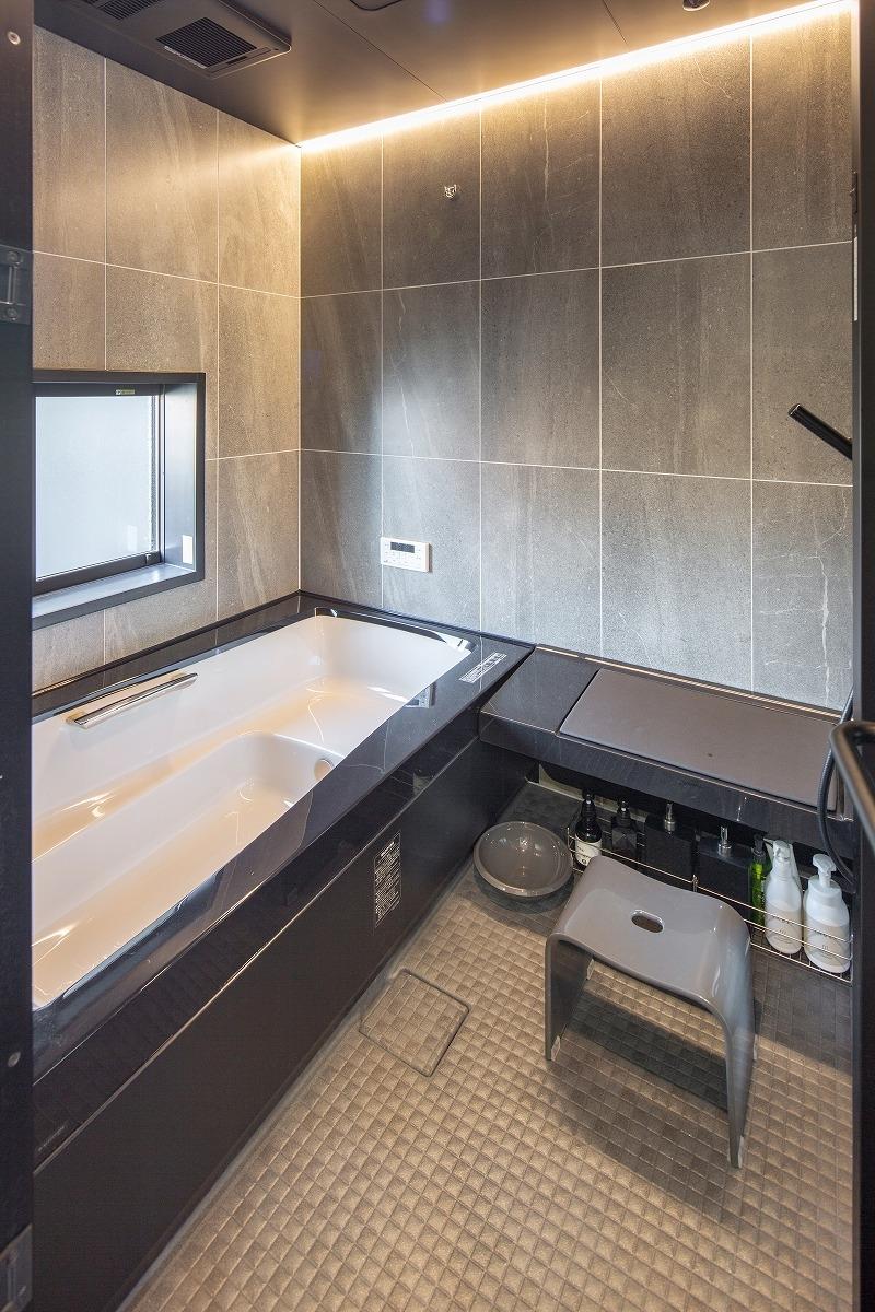 岡崎市 戸建てリノベ 浴室
