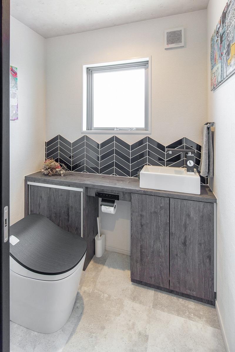 岡崎市 戸建てリノベ トイレ