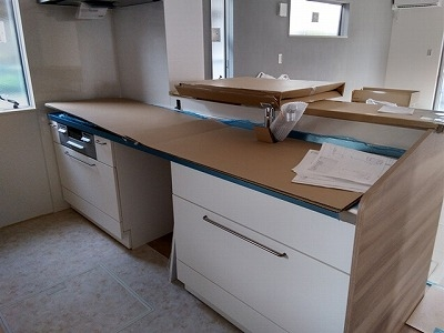 厨房設備工事
