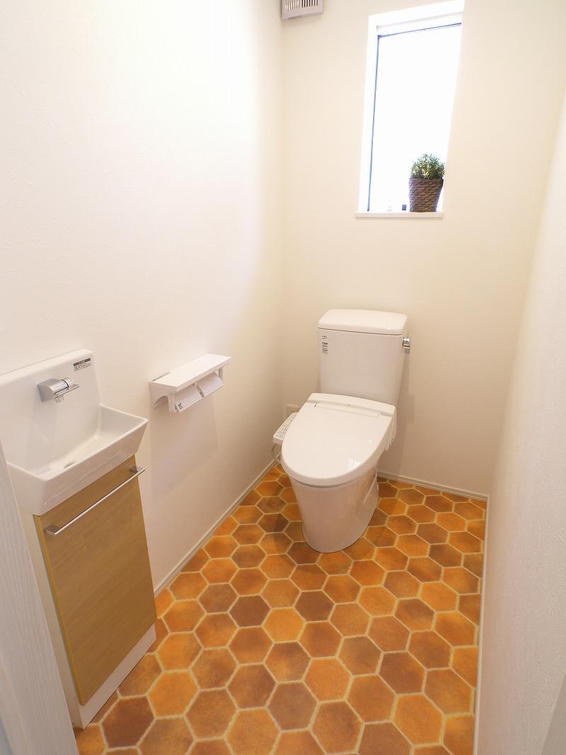 刈谷市今川町 注文住宅 トイレ