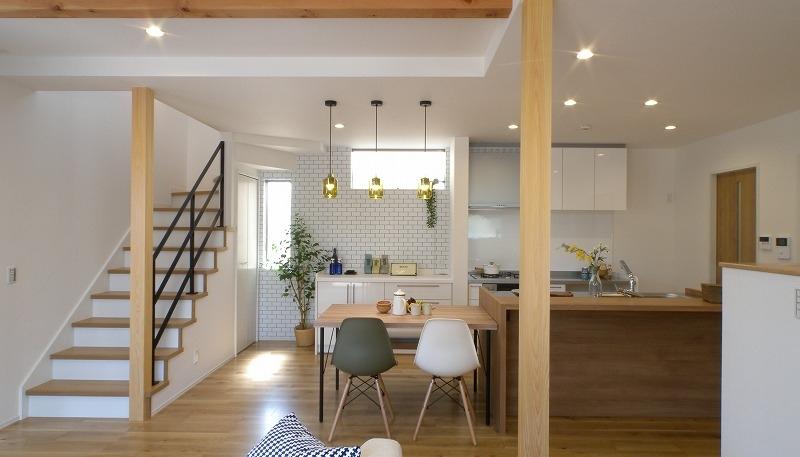 刈谷市 自由設計の魅力が詰まった子育て世代の家