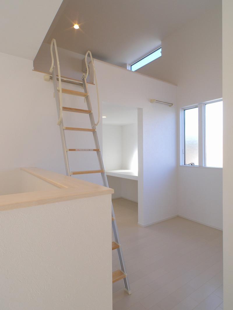 刈谷市半城土中町 注文住宅施工事例 フリースペース