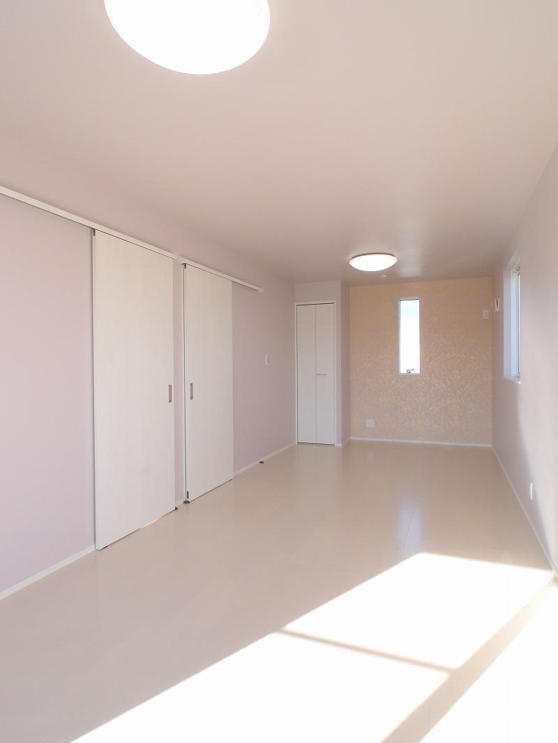 刈谷市半城土中町 注文住宅施工事例 子ども部屋