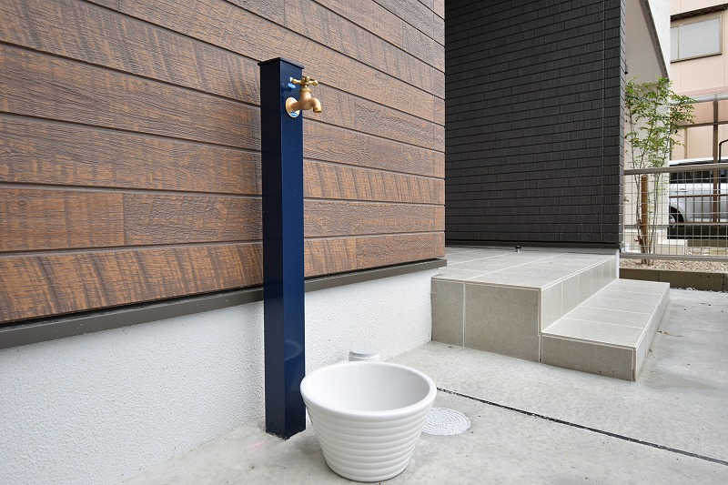 刈谷市泉田町 外水栓