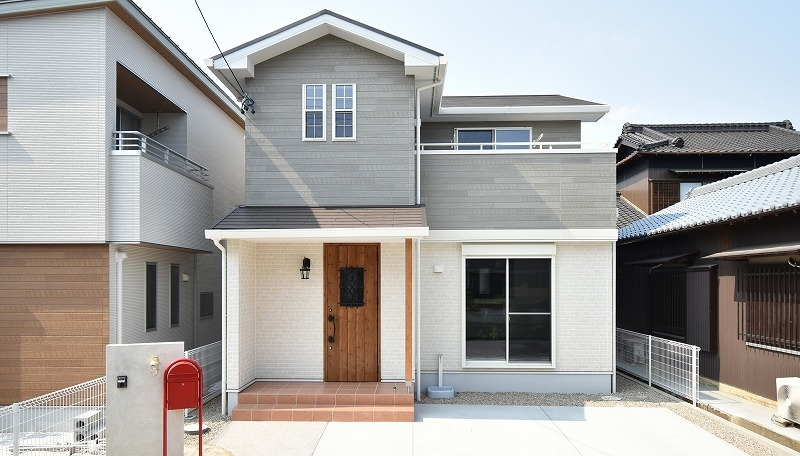 刈谷市 北欧風コーディネートが映える、ナチュラル&上質な家