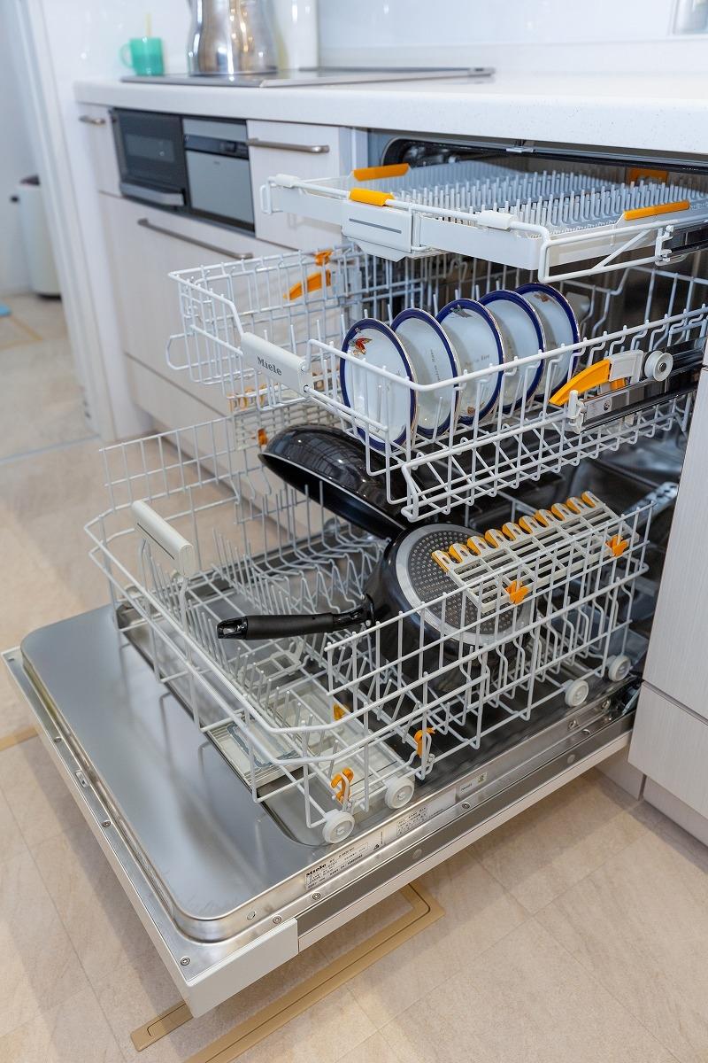 安城市高棚町 注文住宅 ミーレ食洗機