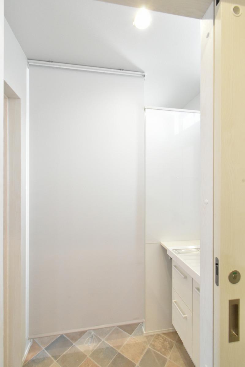 知立市 注文住宅 洗面脱衣室