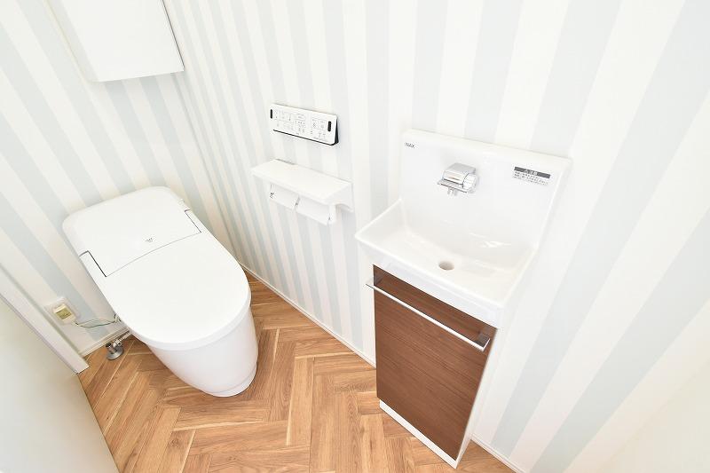知立市 注文住宅 トイレ