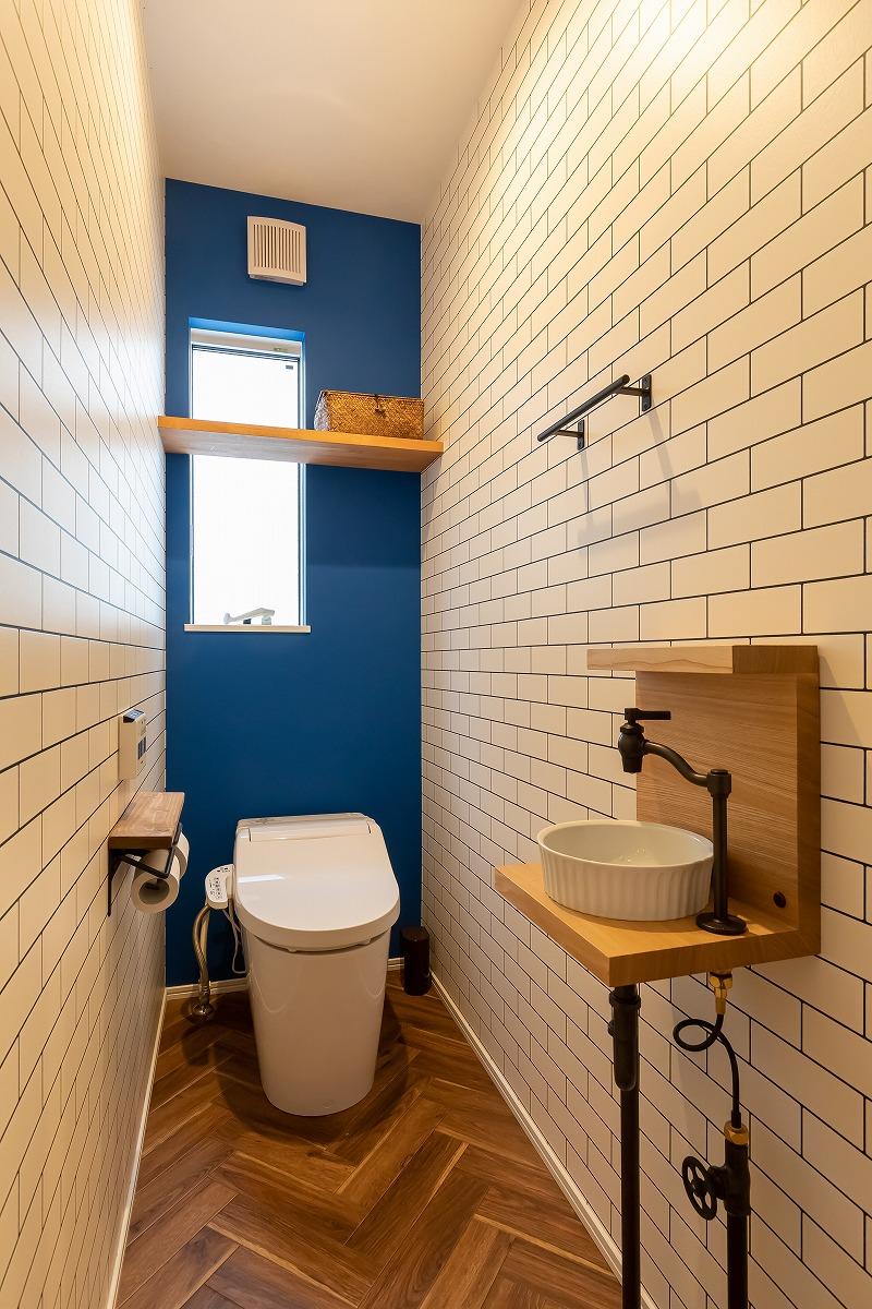 名古屋市緑区 注文住宅 トイレ