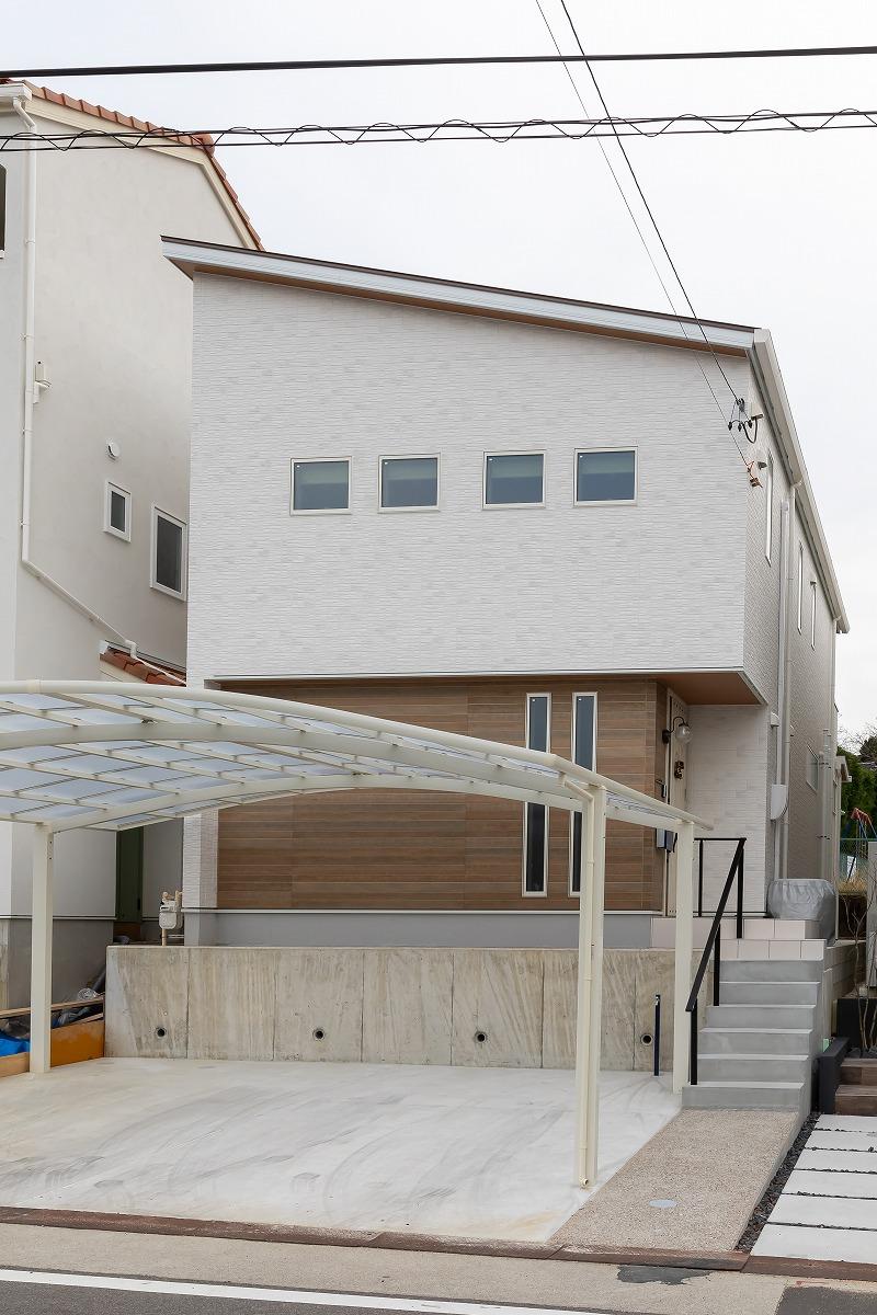名古屋市緑区 注文住宅 外観