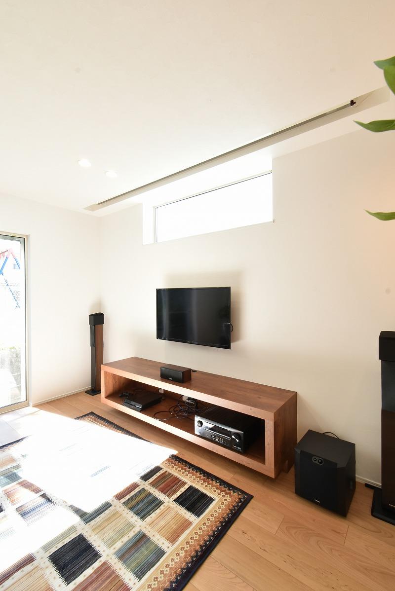 名古屋市緑区 注文住宅 テレビボード