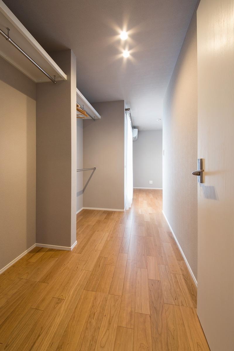 刈谷市高須町建売住宅 主寝室