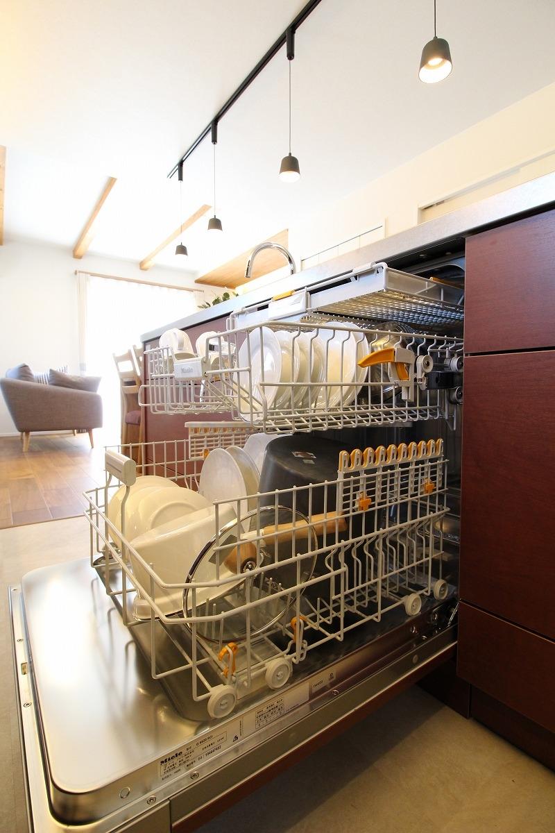 刈谷市高須町建売住宅 ミーレ食洗機