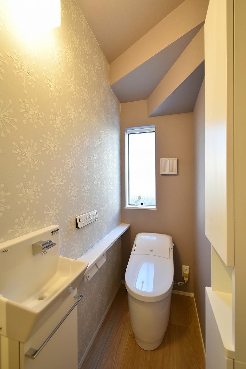 岡崎市 注文住宅 トイレ