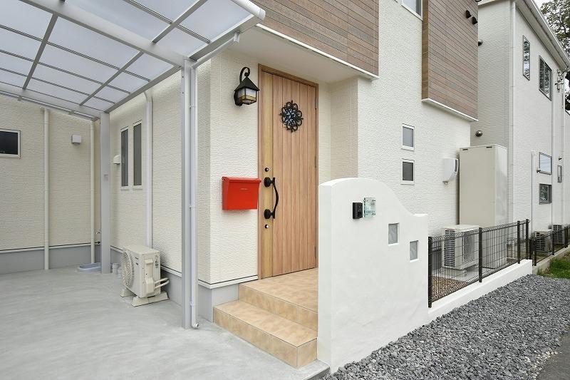 岡崎市 注文住宅 玄関ドア
