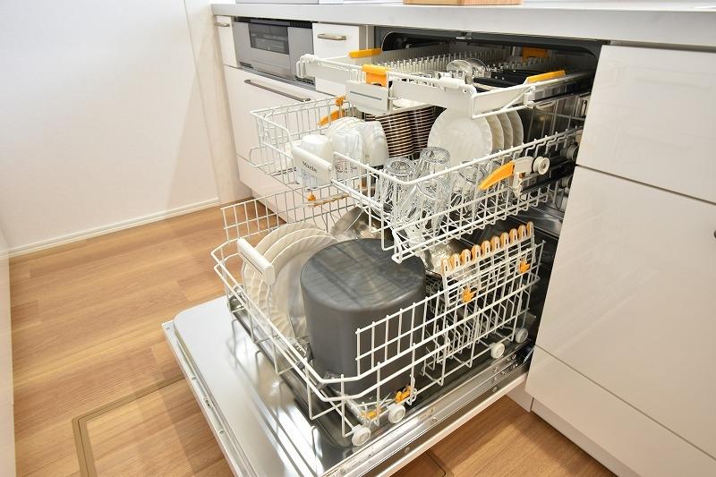 刈谷市 注文住宅 ミーレ食洗機