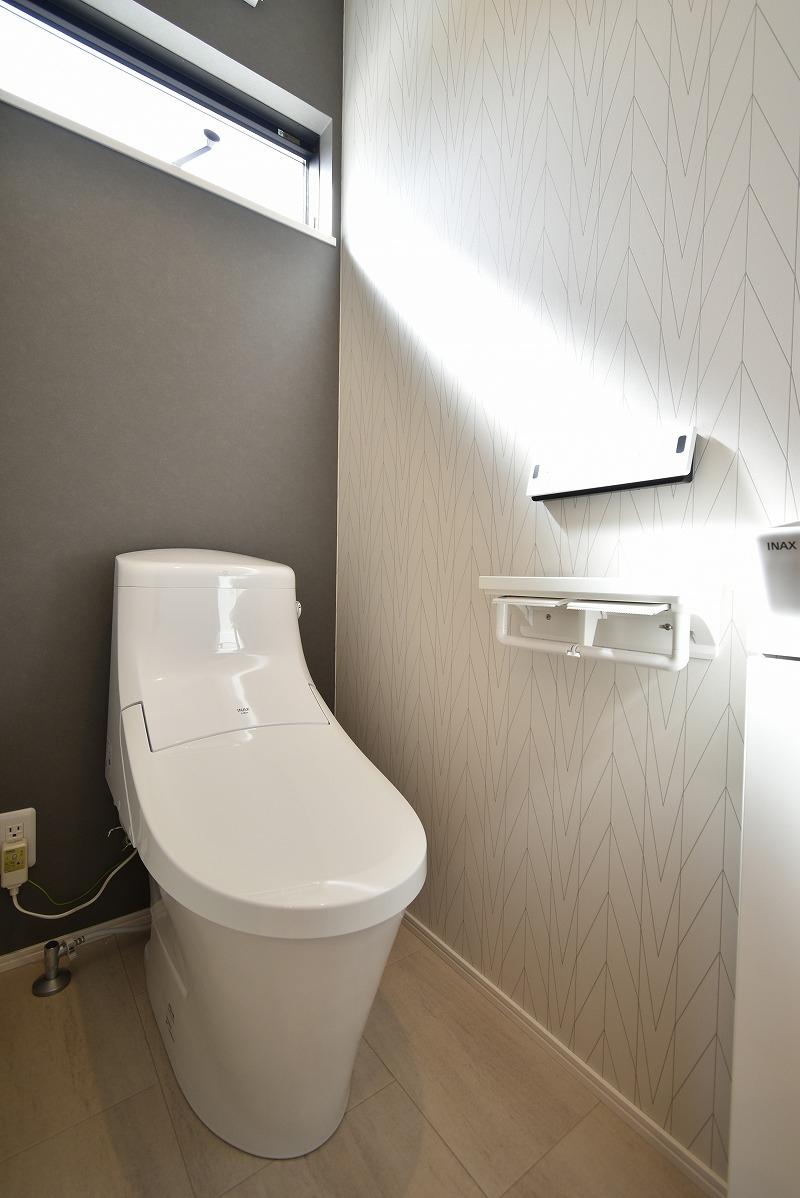 碧南市 注文住宅 トイレ