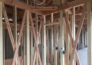 躯体:木造軸組み工法