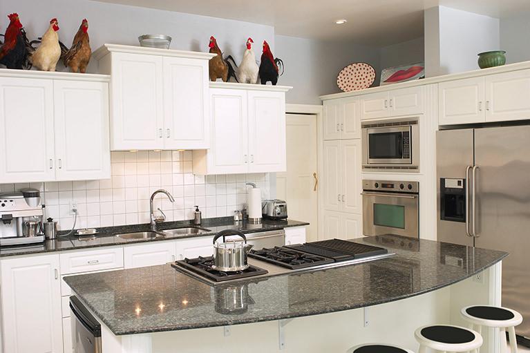 II型キッチンの特徴