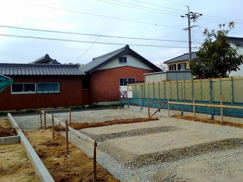 新築 注文住宅 基礎